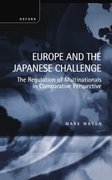 Cover for Europe and the Japanese Challenge