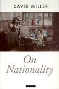 Cover for On Nationality