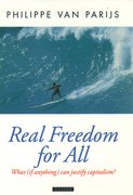 Cover for Real Freedom for All