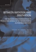 Cover for Between Imitation and Innovation