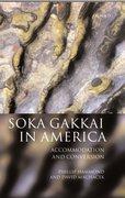 Cover for Soka Gakkai in America