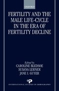 Cover for Fertility and the Male Life Cycle in the Era of Fertility Decline