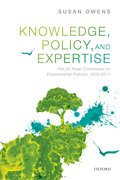 Cover for Knowledge, Policy, and Expertise