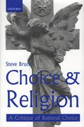 Cover for Choice and Religion