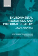 Cover for Environmental Regulations and Corporate Strategy