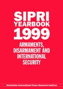 Cover for SIPRI Yearbook 1999
