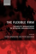 Cover for The Flexible Firm