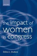 Cover for The Impact of Women in Congress