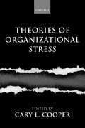 Cover for Theories of Organizational Stress
