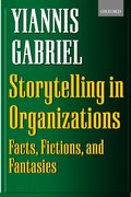 Cover for Storytelling in Organizations