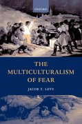 Cover for The Multiculturalism of Fear