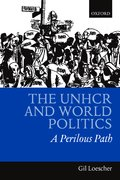 Cover for The UNHCR and World Politics
