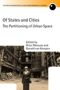 Cover for Of States and Cities