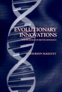 Cover for Evolutionary Innovations
