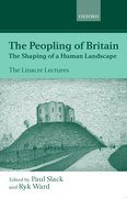 Cover for The Peopling of Britain
