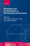 Cover for Delegation and Accountability in Parliamentary Democracies