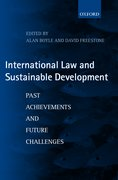 Cover for International Law and Sustainable Development