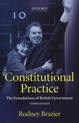 Cover for Constitutional Practice