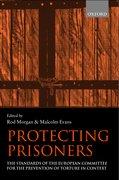 Cover for Protecting Prisoners