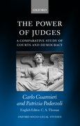 Cover for The Power of Judges