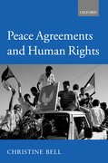 Cover for Peace Agreements and Human Rights