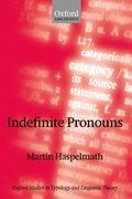 Cover for Indefinite Pronouns