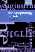 Cover for The Morphology of Dutch