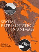 Cover for Spatial Representation in Animals