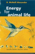 Cover for Energy for Animal Life
