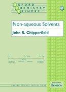 Cover for Non-Aqueous Solvents