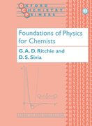 Cover for Foundations of Physics for Chemists