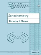 Cover for Sonochemistry