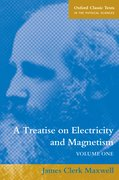 Cover for A Treatise on Electricity and Magnetism