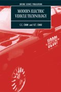 Cover for Modern Electric Vehicle Technology