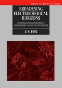Cover for Broadening Electrochemical Horizons