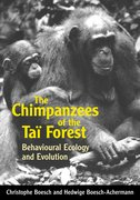 Cover for The Chimpanzees of the Tai Forest