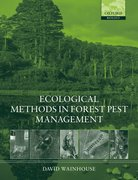 Cover for Ecological Methods in Forest Pest Management