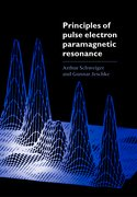 Cover for Principles of Pulse Electron Paramagnetic Resonance