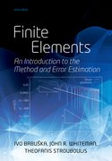 Cover for Finite Elements