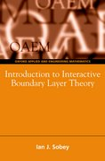 Cover for Introduction to Interactive Boundary Layer Theory
