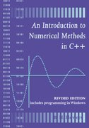 Cover for An Introduction to Numerical Methods in C++
