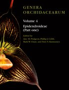 Cover for Genera Orchidacearum Volume 4