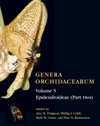 Cover for Genera Orchidacearum Volume 5
