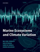 Cover for Marine Ecosystems and Climate Variation