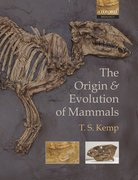 Cover for The Origin and Evolution of Mammals