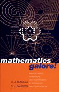 Cover for Mathematics Galore!