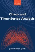 Cover for Chaos and Time-Series Analysis