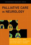 Cover for Palliative Care in Neurology