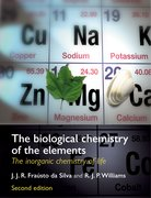 Cover for The Biological Chemistry of the Elements
