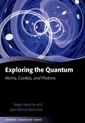 Cover for Exploring the Quantum